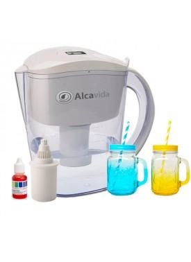 jarra ionizada agua alcalina optima 350