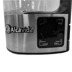 teclado jarra hidrogenadora de agua