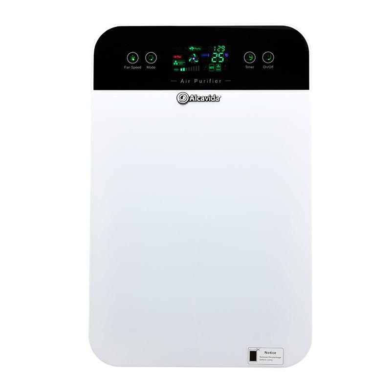 Purificador de aire Alcavida con filtro hepa 13