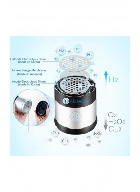 Hidrogenador de agua Alcavida SPE