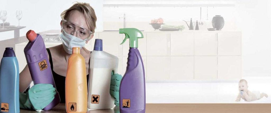 Limpieza ecológica casera o tóxicos en tu hogar