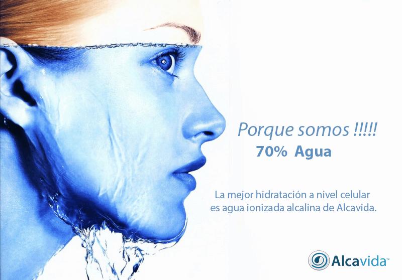 agua alcalina alcavida