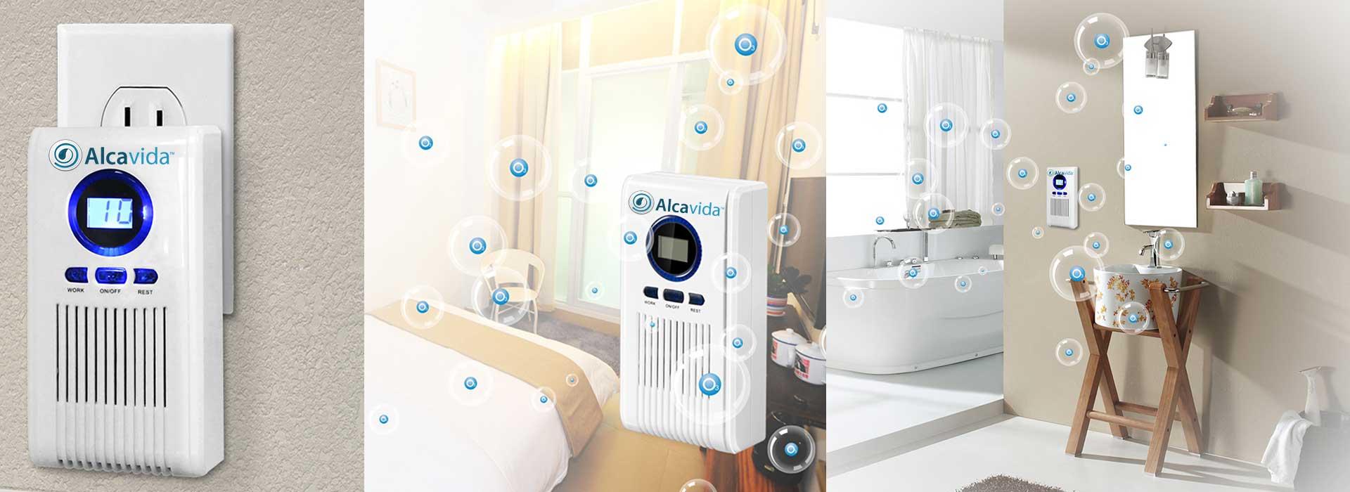 purificadores de aire-ionizadores